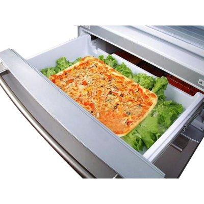 海尔(casarte)bcd-536wbss jc-122冰箱(套餐)