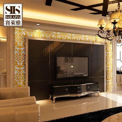 水晶玻璃马赛克拼图凤尾玄关墙砖装饰图客厅走廊卧室电视机背景墙贴
