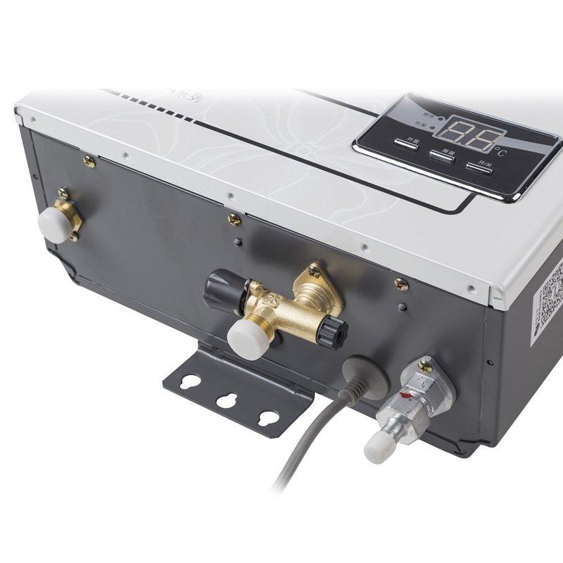 国美自营 前锋(chiffo)jsq24-a4/403 智能 恒温 天然气热水器 强排式