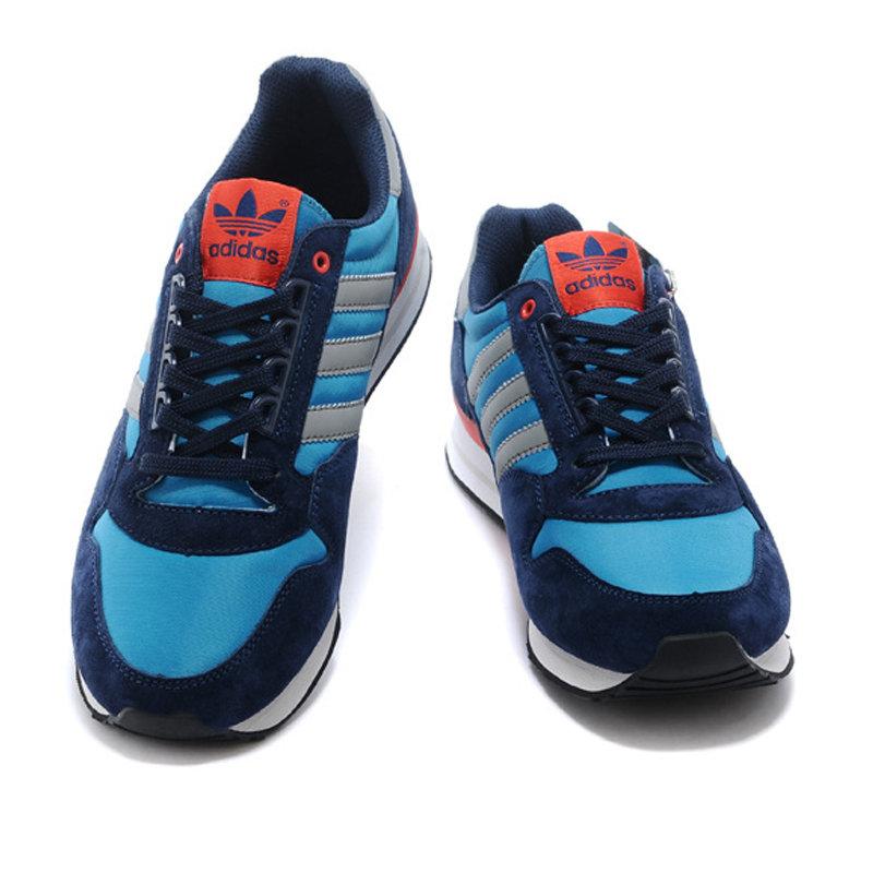 adidas 新款 三叶草运动鞋 慢跑鞋男鞋ZX500-M25397(ZX500-M25397 40)第2张商品大图