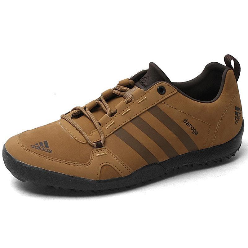 Adidas阿迪达斯2014新款男子运动跑步鞋M22569(棕色 42)第5张商品大图
